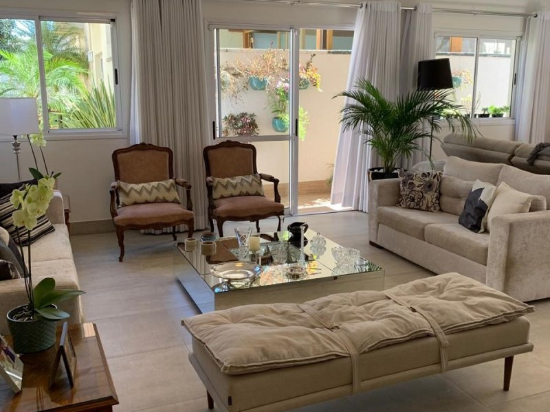 Casa de condomínio à venda Campo Belo com 480m² e 4 quartos por R$ 2.700.000 - 1542161429-sala-de-estar-1.jpg