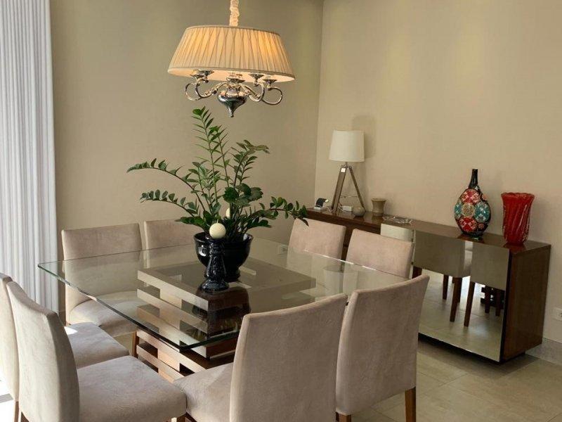 Casa de condomínio à venda Campo Belo com 480m² e 4 quartos por R$ 2.700.000 - 1871236391-sala-de-jantar.jpg