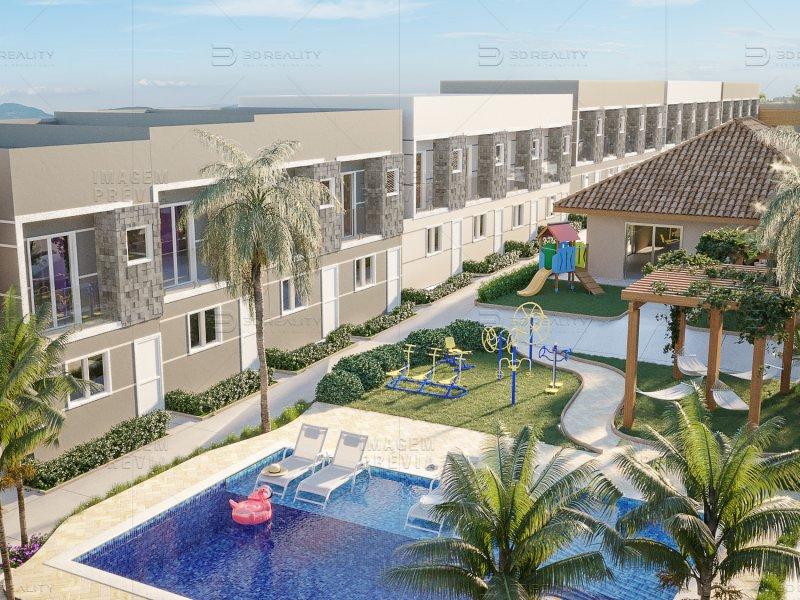 Casa de condomínio à venda Jardim Luciana com 63m² e 2 quartos por R$ 209.817 - 1127499544-ima-villagio-padova-fitness-redario-r00.jpg