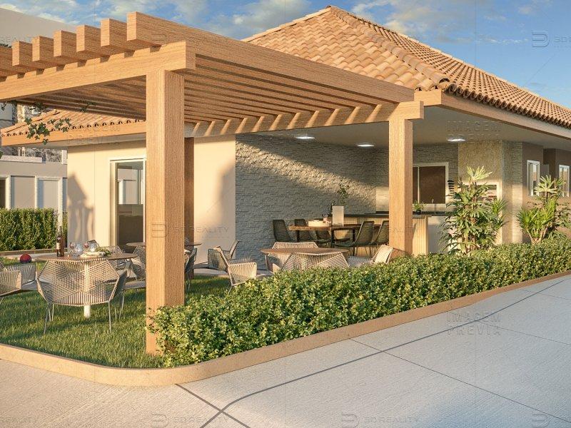 Casa de condomínio à venda Jardim Luciana com 63m² e 2 quartos por R$ 209.817 - 1375598926-ima-villagio-padova-churrasqueira-r00.jpg