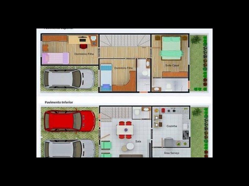 Casa de condomínio à venda Jardim Rancho Alegre com 105m² e 3 quartos por R$ 400.000 - 894423815-33e36760-3469-4df4-addd-e6fb09a4b059.jpeg