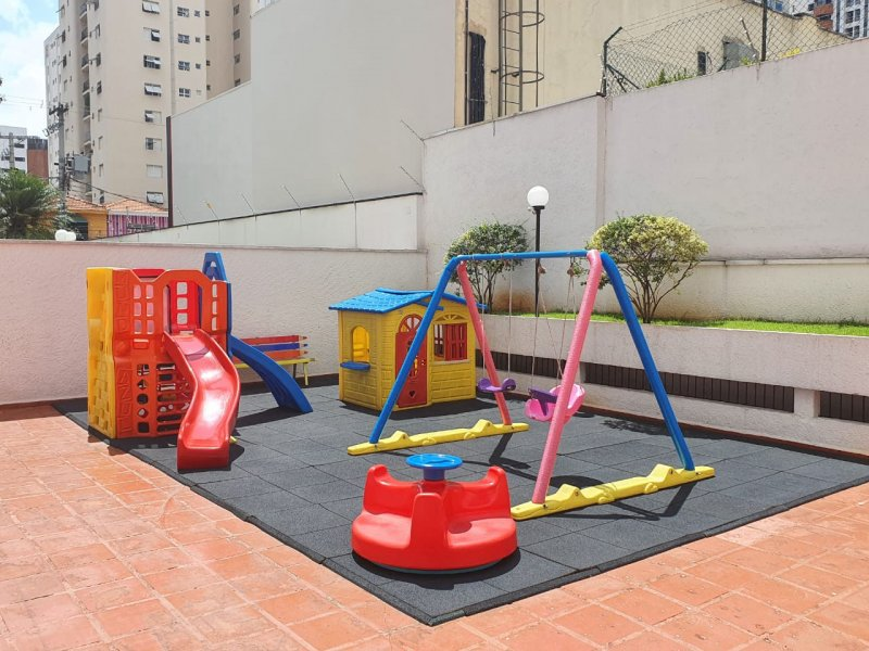 Apartamento à venda Brooklin com 113m² e 3 quartos por R$ 1.200.000 - 1090778112-terreo-play.JPG