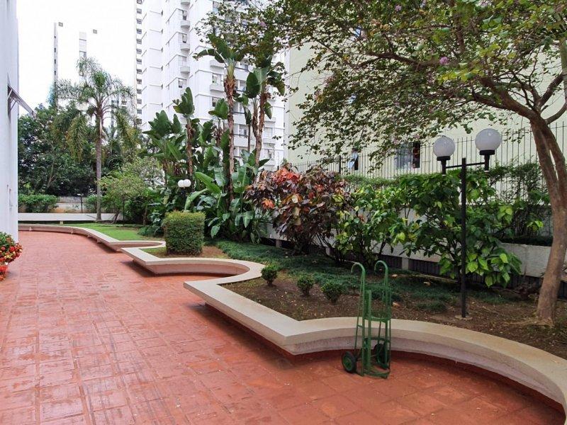 Apartamento à venda Brooklin com 113m² e 3 quartos por R$ 1.200.000 - 1978216550-terreo.JPG