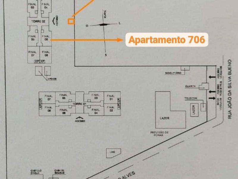 Apartamento à venda Alto Petrópolis com 44m² e 2 quartos por R$ 206.000 - 1163913280-whatsapp-image-2021-04-01-at-17.jpeg
