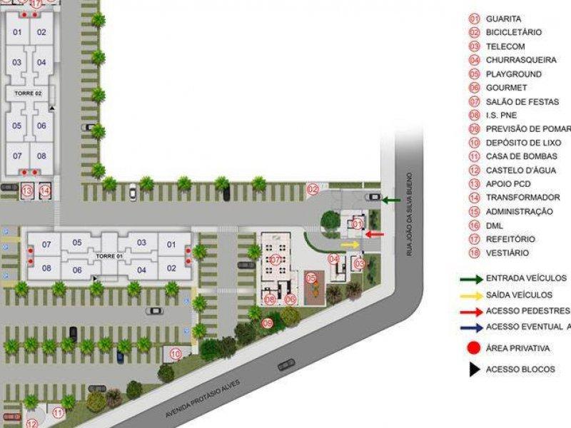 Apartamento à venda Alto Petrópolis com 44m² e 2 quartos por R$ 206.000 - 815443408-whatsapp-image-2021-04-01-at-17.jpeg