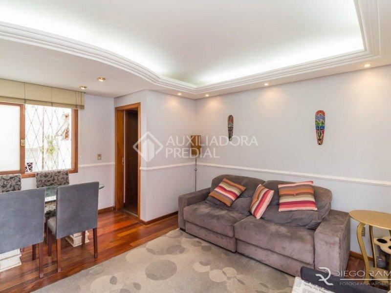Apartamento à venda Petrópolis com 96m² e 2 quartos por R$ 470.000 - 1322322768-sala.jpg