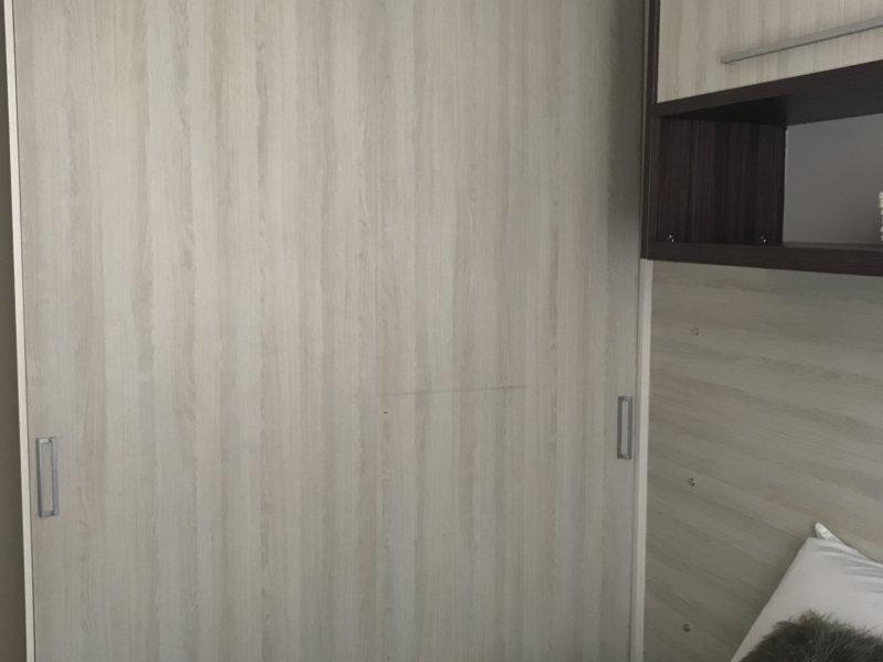 Apartamento à venda Capão Raso com 47m² e 2 quartos por R$ 220.000 - 1190234585-suite-2.JPG