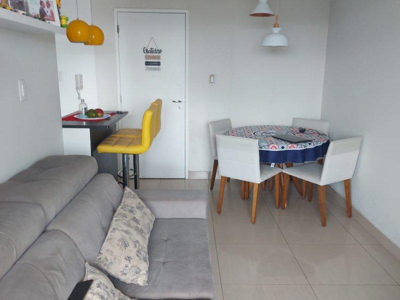 Apartamento à venda Tatuapé com 60m² e 2 quartos por R$ 502.000 - 790680624-sala-1.jpeg