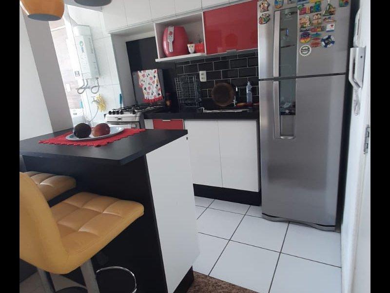 Apartamento à venda Tatuapé com 60m² e 2 quartos por R$ 502.000 - 870795331-cozinha-3.jpeg