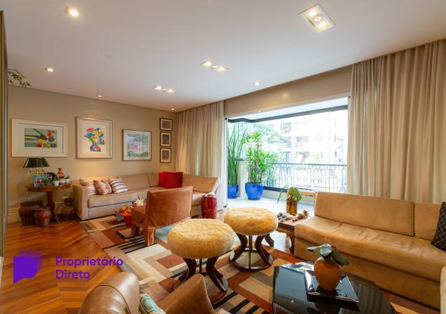 Apartamento à venda em Pompéia por R$2.440.000