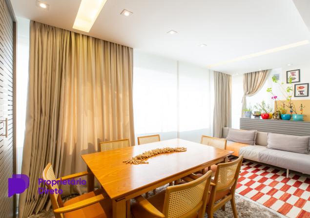 Apartamento à venda em Brooklin por R$1.000.000