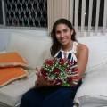 Michele, que procura negociar um imóvel em Brooklin Paulista, Indianópolis, Vila Mariana, São Paulo, em torno de R$ 1.500