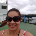 Elizandra, que procura negociar um imóvel em Nova Gerty, Osvaldo Cruz, Olímpico, em torno de R$ 900