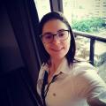 Lívia, que procura negociar um imóvel em Campo Grande, Encruzilhada, Pompéia, Santos, em torno de R$ 1.600