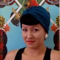 Hérica Violet, que procura negociar um imóvel em Jardim Califórnia, Tibery, Uberlândia, em torno de R$ 325