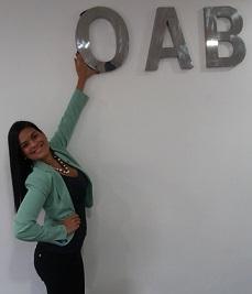 Fernanda Cardoso - Aprovada no VIII Exame OAB