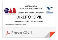 XV Exame OAB - Prova Direito Civil