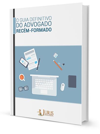 E-book Juris Correspondente para novos advogados