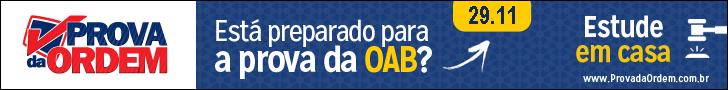 Conheça o site Prova da Ordem, especializado em aprovar Bacharéis em Direito no Exame da OAB