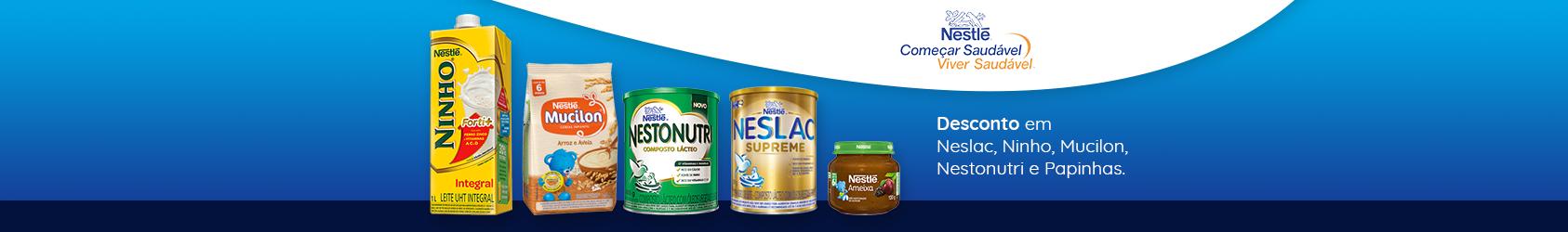 Nestlé - Começar Saudável