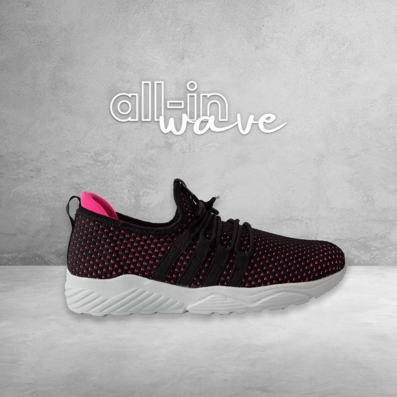 Wave Pink/black (edição limitada)