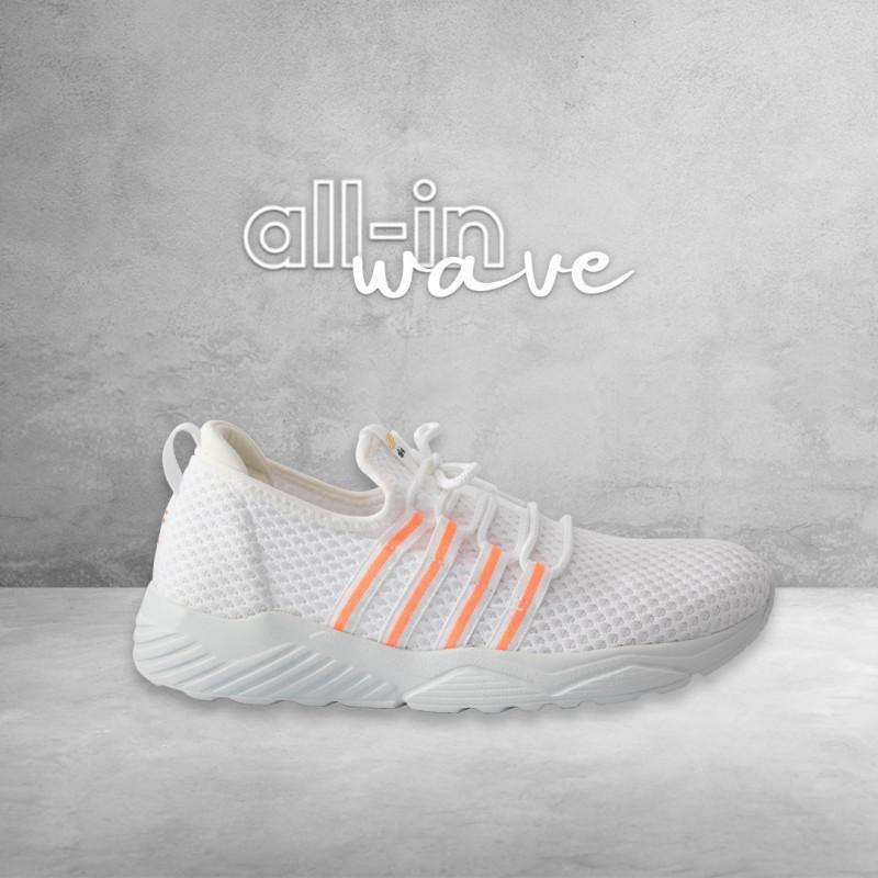 Wave Peach/white  (edição limitada)