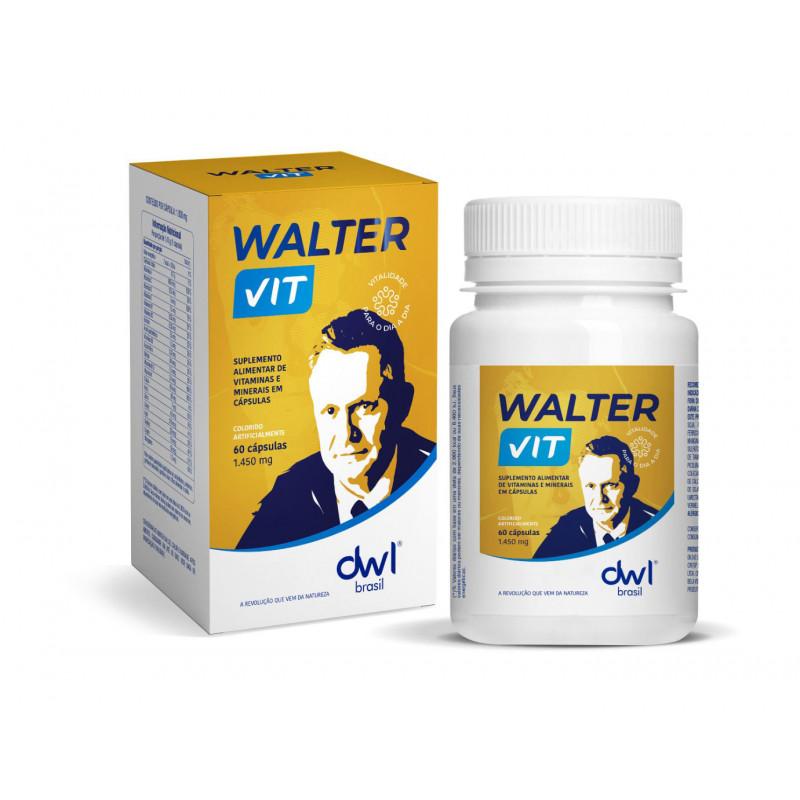 WALTER VIT - As vitaminas do Dr. Walter Lopes. De R$139,90 por...