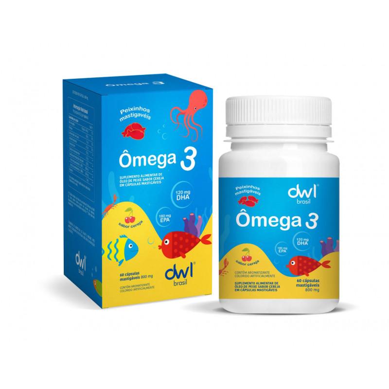 ÔMEGA-3 KIDS - Crianças Saudáveis, de R$139,90 por ...