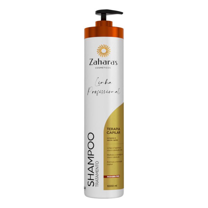 ZAHARA'S SHAMPOO 1 L - Cabelos lindos são os preferidos... De R$426,90 por...