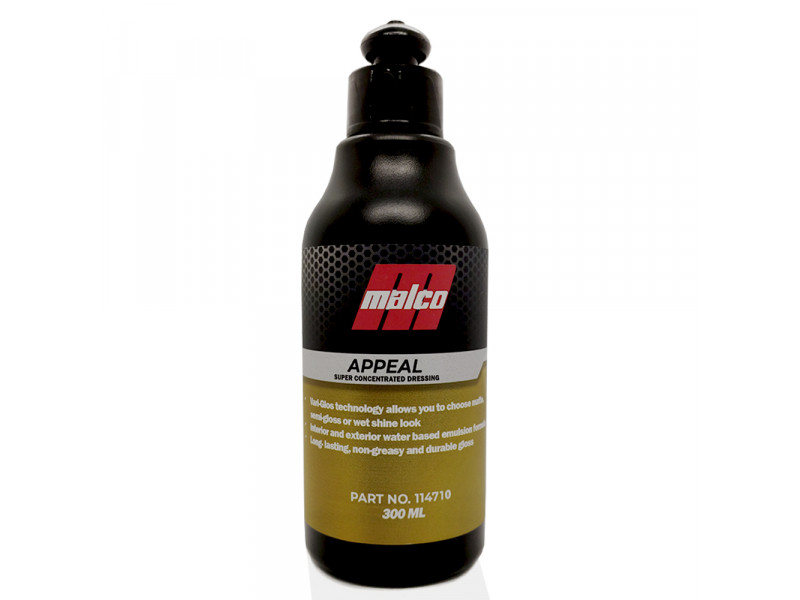 Abrilhantador Malco Appeal Super Concentrated Dressing 300ml