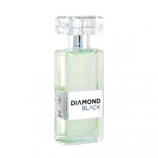 DEO COLÔNIA DIAMOND BLACK - 50 ML