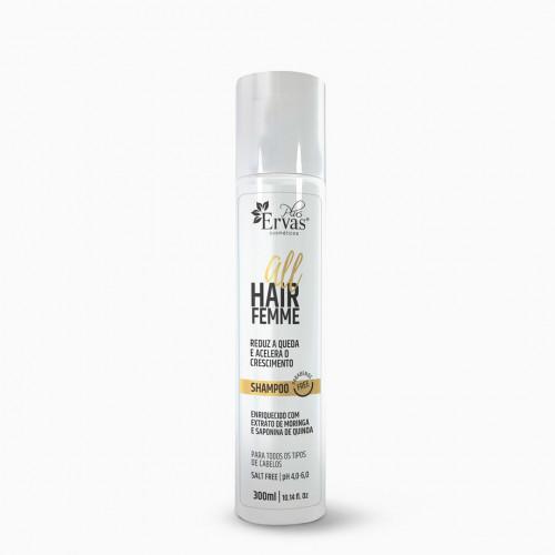 Shampoo All Hair Femme – Home Care de 300g