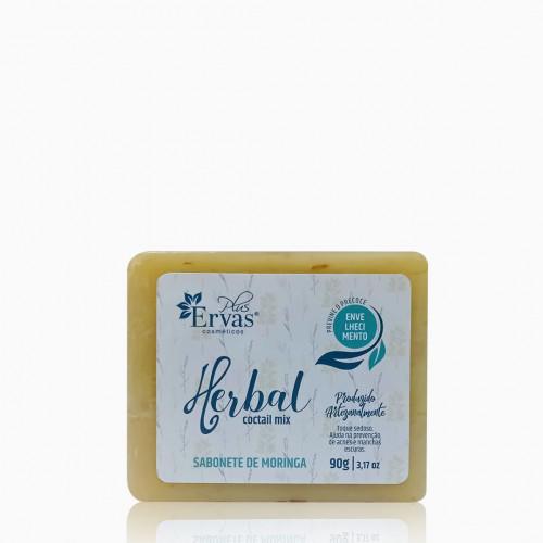 Sabonete de óleo de Moringa Herbal – Home Care de 90g