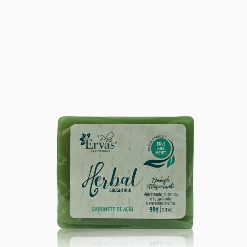 Sabonete de óleo de Açaí Herbal – Home Care de 90g