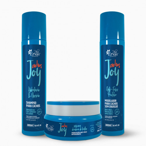 Kit Joy Cachos Home Care
