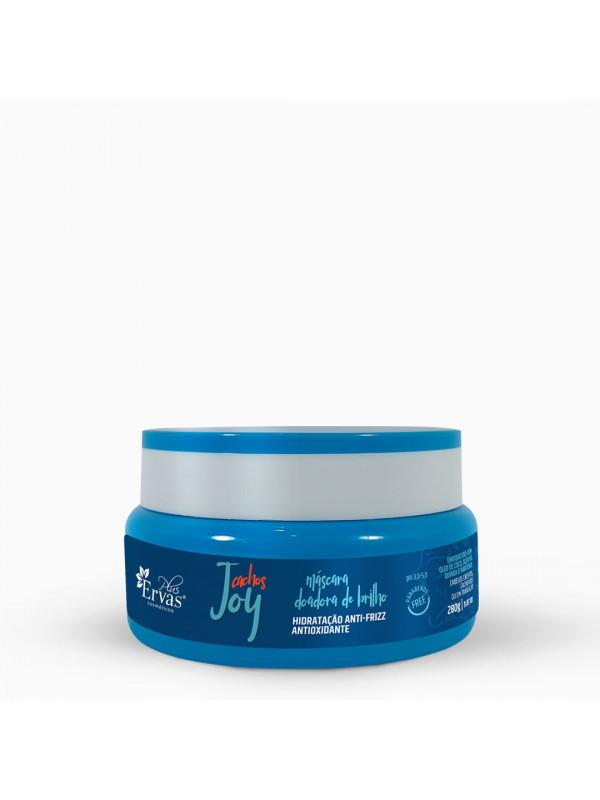 Máscara Doadora de Brilho Joy Cachos – Home Care de 300g