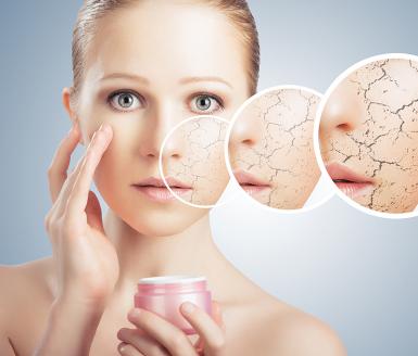 Como produtos podem auxiliar na revitalização da pele.
