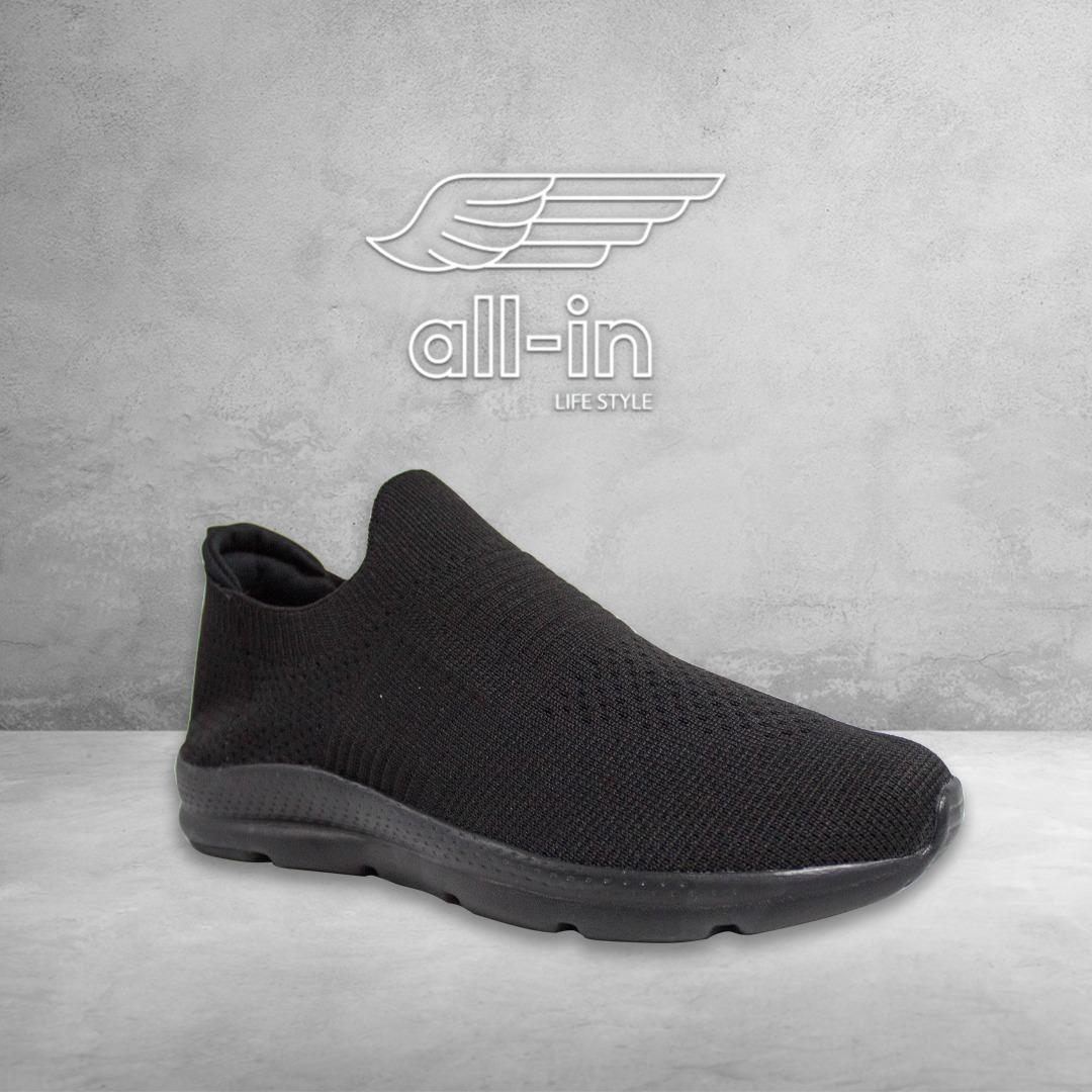 all-black
