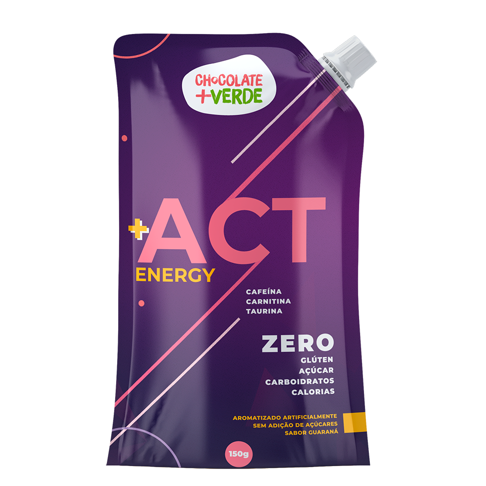 Pouch +Act Gel Energético
