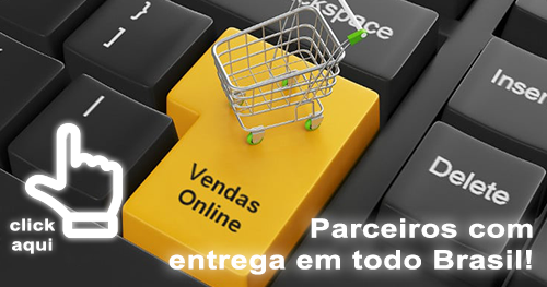 Clientes que atendem todo Brasil - Vendas Online