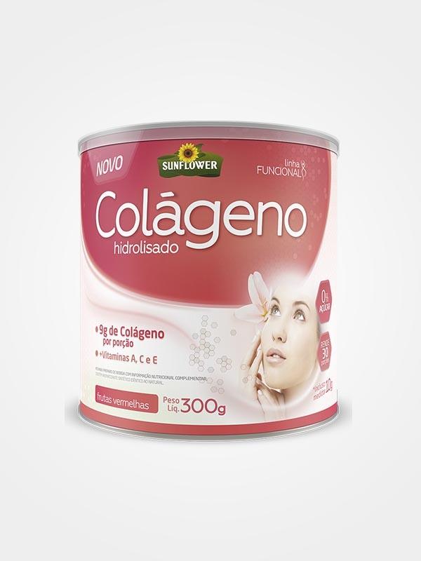 COLÁGENO HIDROLISADO SOLÚVEL - 300g