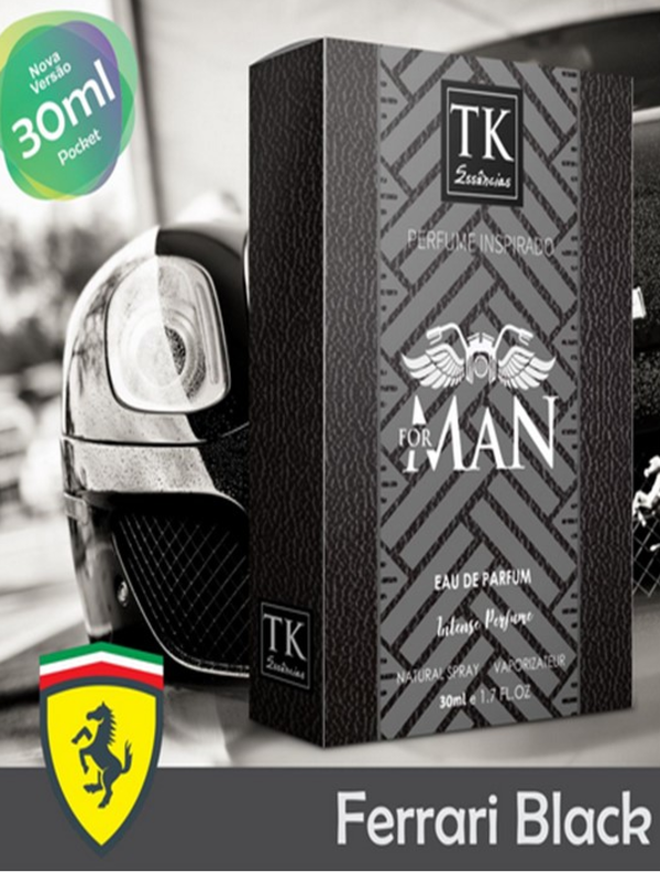 FERRARI BLACK - 30 ML