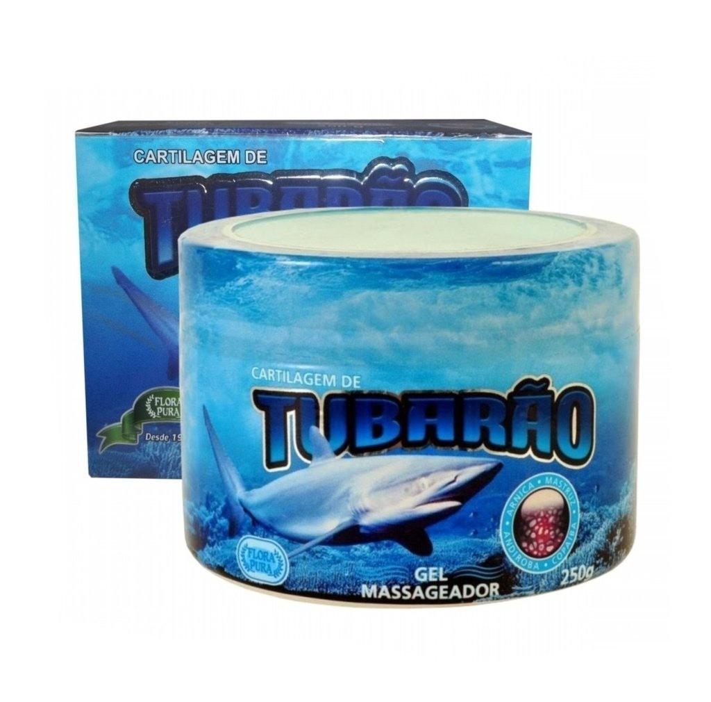 GEL CARTILAGEM DE TUBARÃO  - 250 g