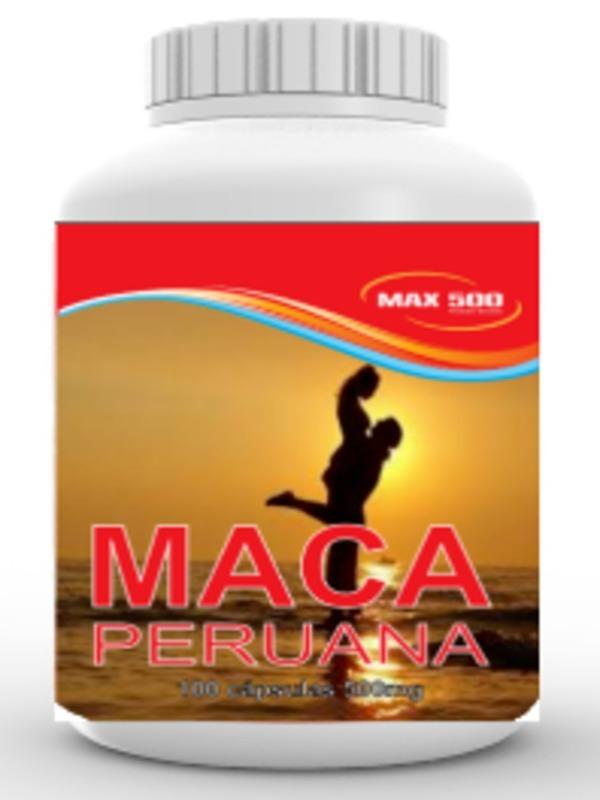 MACA PERUANA - 100 CAPSULAS