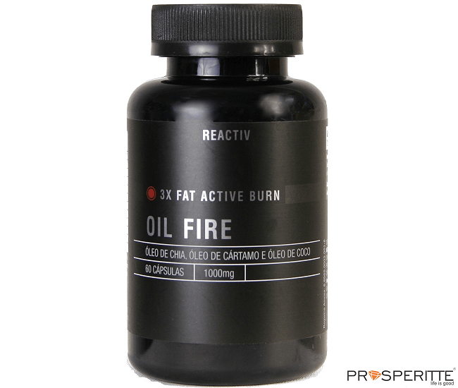 Oil Fire Fat burner Thermogenico 1000 Mg