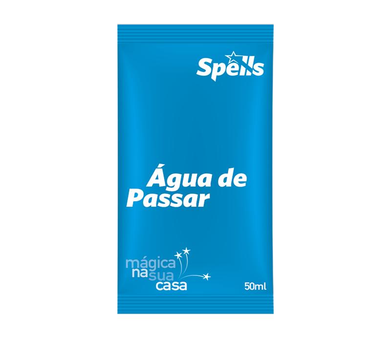SACHÊ ÁGUA DE PASSAR (rende 1 litro ou mais)