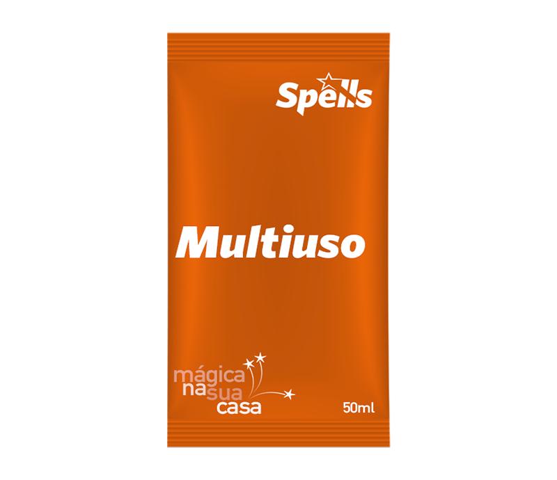 SACHÊ MULTIUSO (rende 1 litro ou mais)
