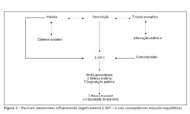 Generalizada inflamação sistêmica