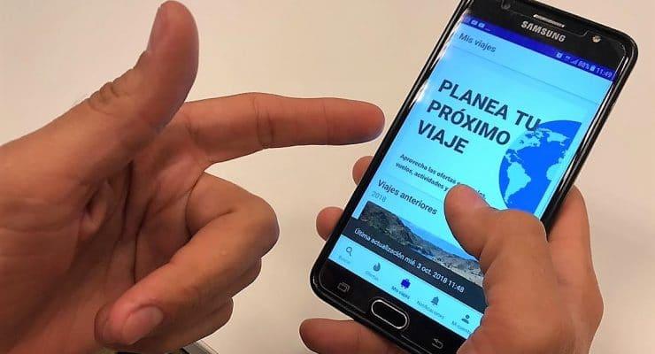 La app de Despegar.com excelente para escapadas   Punto Noticias