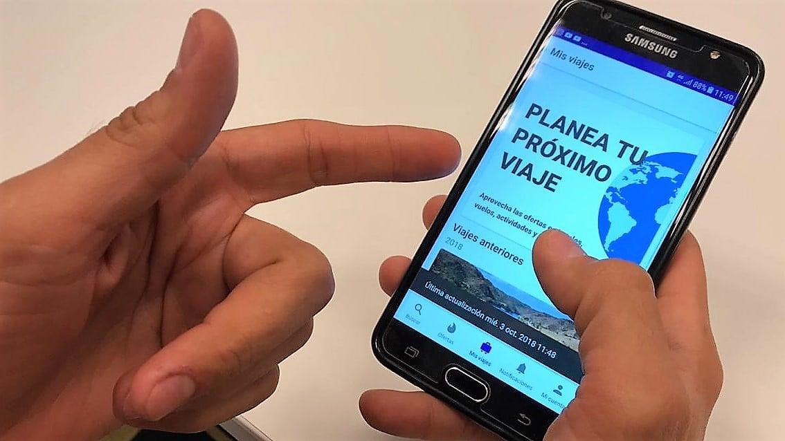 La app de Despegar.com excelente para escapadas | Punto Noticias